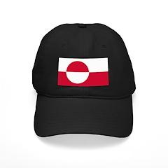 Greenland Flag Baseball Hat