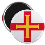 Guernsey Flag 2.25