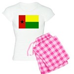Guinea Bissau Flag Women's Light Pajamas