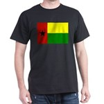 Guinea Bissau Flag Dark T-Shirt
