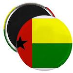 Guinea Bissau Flag Magnet