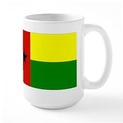 Guinea Bissau Flag Mug