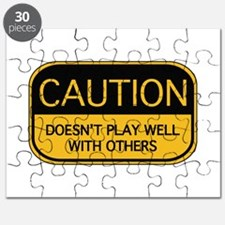 CAUTION Puzzle