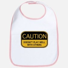 CAUTION Bib