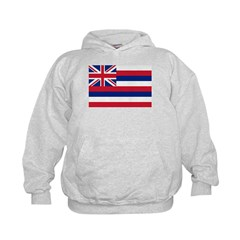 Hawaii Flag Hoodie