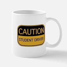 CAUTION Student Driver Mug
