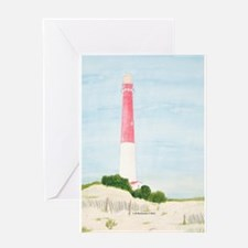 Barnegat Lighthouse Greeting Card