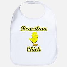 Brazilian Chick Bib