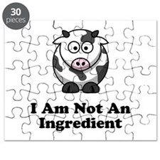 Ingredient Cow Puzzle