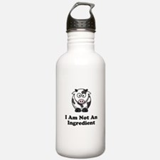 Ingredient Cow Water Bottle