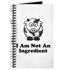 Ingredient Cow Journal