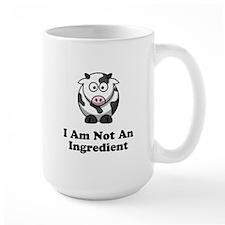 Ingredient Cow Mug