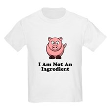 Ingredient Pig T-Shirt