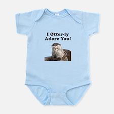 Otterly Adore Infant Bodysuit