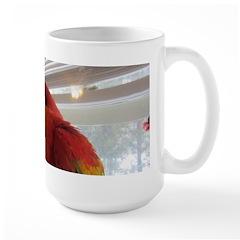Korbel (BG) Maui (Scarlet) Large Mug