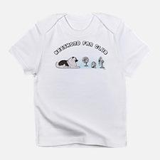 Keeshond Fan Club Infant T-Shirt