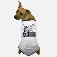 Frequent Dier Plans Dog T-Shirt