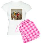 Maui (Scarlet) Korbel (BG) Women's Light Pajamas