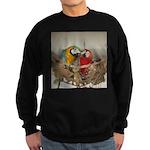 Maui (Scarlet) Korbel (BG) Sweatshirt (dark)