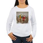 Maui (Scarlet) Korbel (BG) Women's Long Sleeve T-S