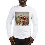 Maui (Scarlet) Korbel (BG) Long Sleeve T-Shirt