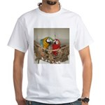 Maui (Scarlet) Korbel (BG) White T-Shirt