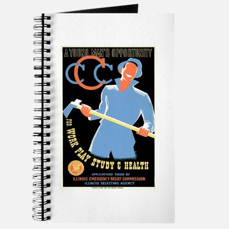 Civilian Conservation Corps Journal