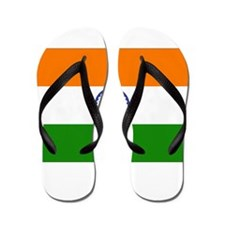 India Flag Flip Flops