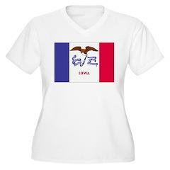 Iowa Flag T-Shirt
