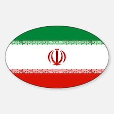 Iran Flag Decal