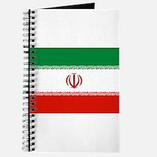Iran Flag Journal