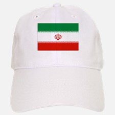 Iran Flag Baseball Baseball Cap