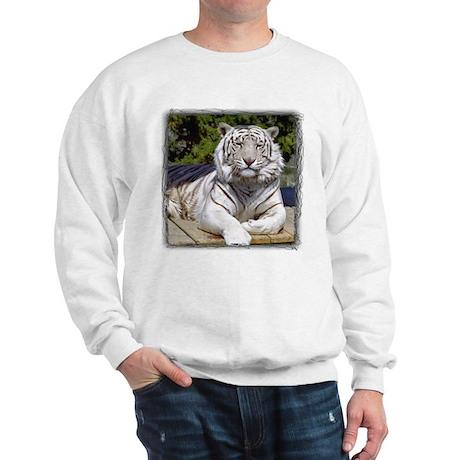 White Tiger 9 Sweatshirt