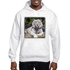White Tiger 9 Hoodie