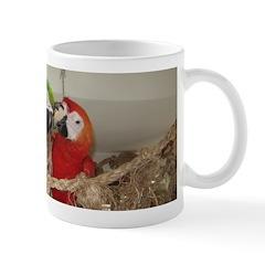 Maui (Scarlet) Korbel (BG) Mug