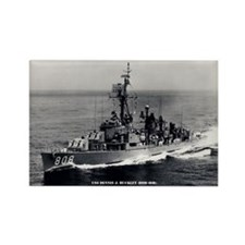 USS DENNIS J. BUCKLEY Rectangle Magnet