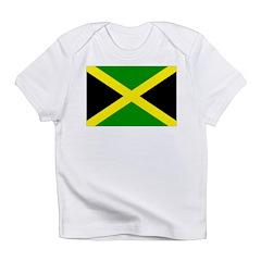 Jamaica Flag Infant T-Shirt