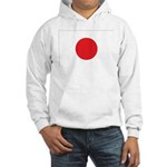 Japan Flag Hooded Sweatshirt