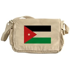 Jordan Flag Messenger Bag