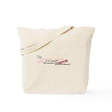 National Guard Mistress Tote Bag
