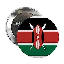"""Kenya Flag 2.25"""" Button (10 pack)"""