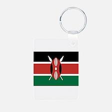 Kenya Flag Keychains