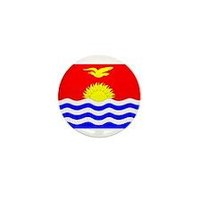 Kiribati Flag Mini Button