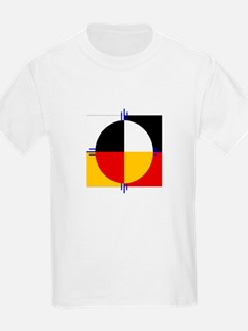 Four Directions Kids T-Shirt