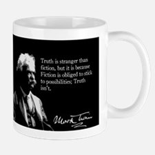 Mark Twain, Truth and Fiction, Mug
