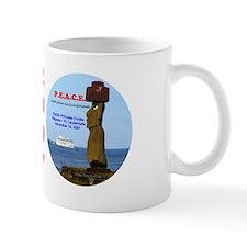 P.E.A.C.E. 2007 LOGO- Coffee Mug
