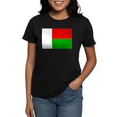 Madagascar Flag Tee