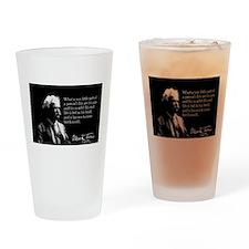 Mark Twain, Inner Self, Identity, Drinking Glass