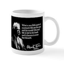 Mark Twain, Inner Self, Identity, Small Mugs