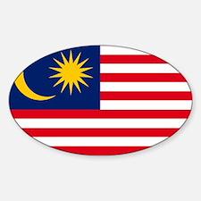 Malaysia Flag Decal